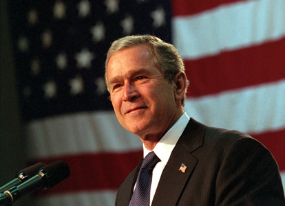 A Calling from God to President George W. Bush